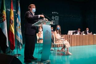 Fernández Vara aboga por recuperar las ciudades como espacios públicos que incluyan a los jóvenes