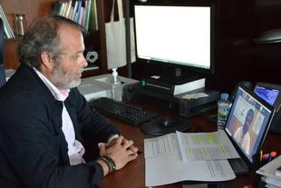 La Junta de Extremadura continúa su labor de apoyo a las empresas que lo soliciten en el ámbito de la internacionalización