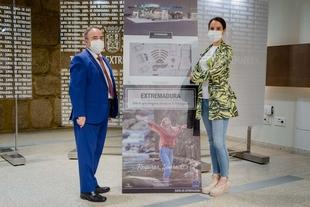 Turismo prepara Fitur 2022 tras la edición de este año que propició 200 reuniones profesionales y 40 presentaciones en el stand de Extremadura