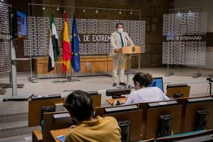 La región flexibilizará las medidas contra la covid-19 la próxima semana en función de la incidencia que se registre