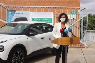 La Consejería para la Transición Ecológica y Sostenibilidad apuesta por la movilidad eléctrica en su parque de vehículos