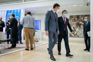 Fernández Vara asiste en Madrid a la presentación del PERTE para el desarrollo del vehículo eléctrico y conectado