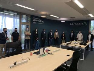 Tres empresas emergentes de Extremadura Open Future, elegidas finalistas de Alhambra Venture 2021