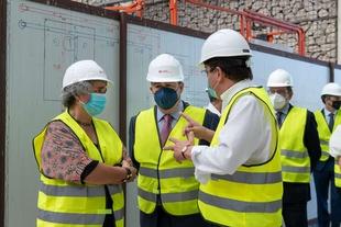 Fernández Vara aboga por la formación en la construcción para cubrir el efecto de demanda que se producirá en los próximos meses