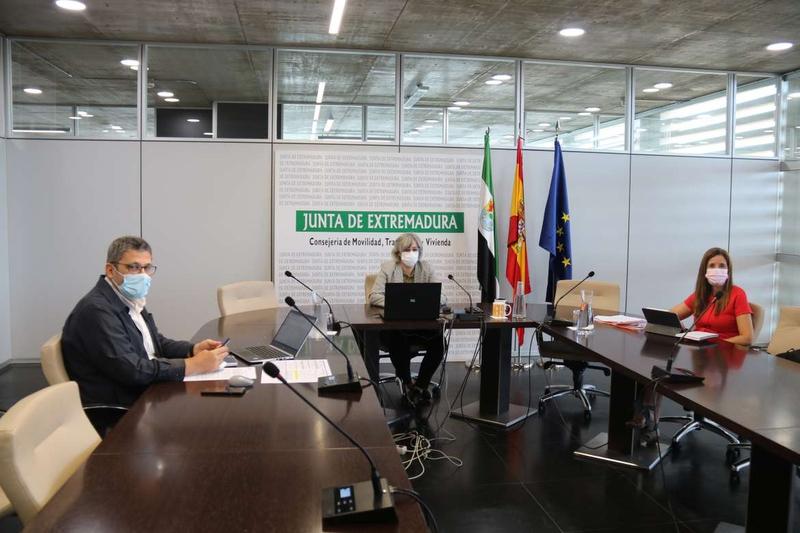 Extremadura recibirá más de 37 millones de los nuevos fondos europeos para la rehabilitación de viviendas, entornos residenciales y edificios públicos
