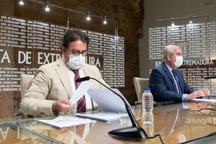 José María Vergeles confirma que las cifras de las listas de espera de la sanidad extremeña han vuelto a una situación prepandémica