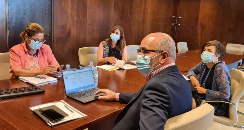 Extremadura valora las medidas de apoyo financiero del Gobierno a las comunidades autónomas anunciadas en el CPFF