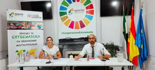 La AEXCID abre la convocatoria de la IV edición del proyecto 'Jóvenes de Extremadura en Organismos Multilaterales'