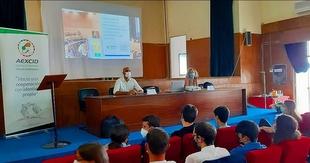 La alianza entre la AEXCID y la Universidad de Extremadura recoge las aportaciones del sector universitario a la nueva Ley de Cooperación