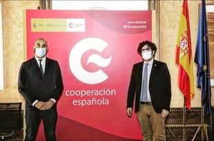 La AEXCID y la AECID trabajarán de manera conjunta para potenciar la solidaridad en el exterior y la cooperación internacional para el desarrollo