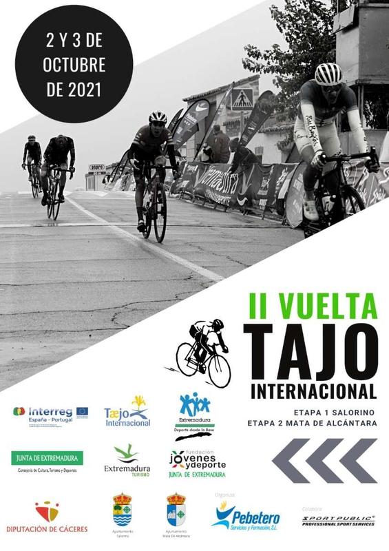 Extremadura acoge este fin de semana la Challenge II Vuelta Tajo Internacional y las medias maratones de Mérida y Coria