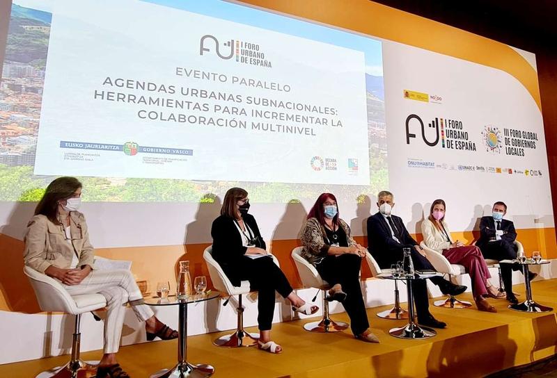 Begoña García apunta un cambio de modelo territorial y urbano para Extremadura y sus municipios gracias a la LOTUS