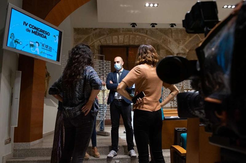 Periodistas de cuatro continentes asistirán al IV Congreso Internacional de Periodismo de Migraciones y Desarrollo de Mérida