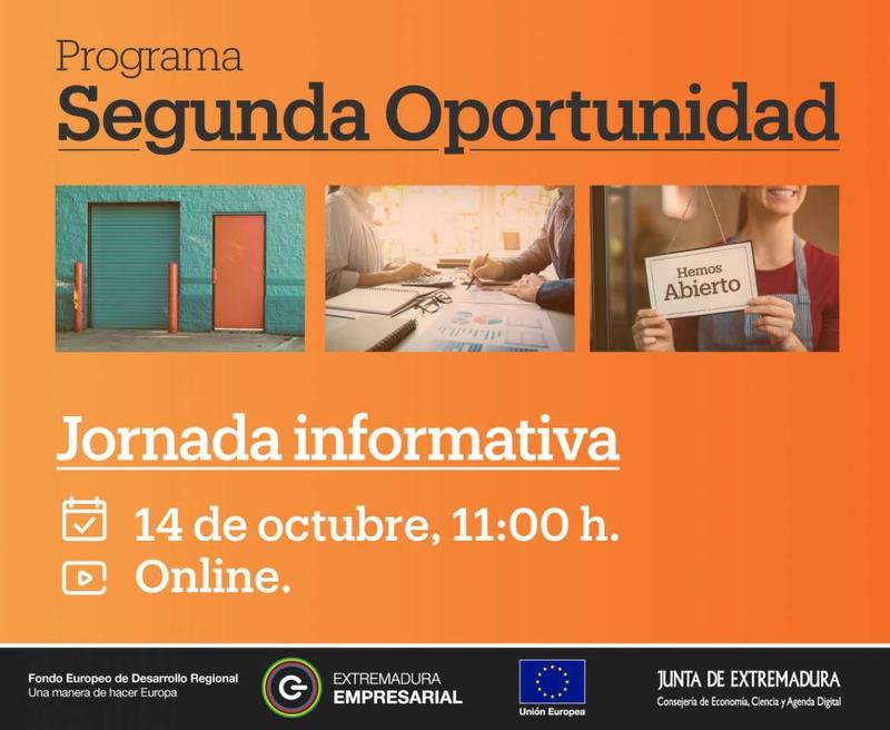Economía lanza el programa de Segunda Oportunidad para ofrecer asesoramiento profesional a empresas que pasan por dificultades