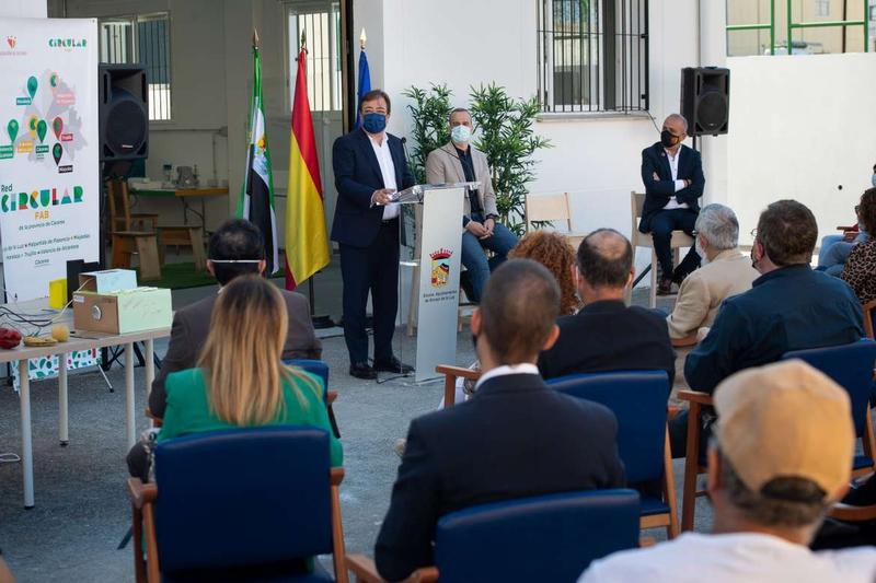 Vara afirma que la Formación Profesional es una de las claves del desarrollo de la región
