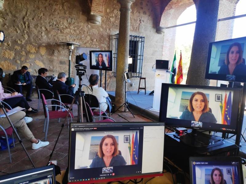La directora general de Acción Exterior destaca el papel de la ciudadanía en el proceso de construcción europea