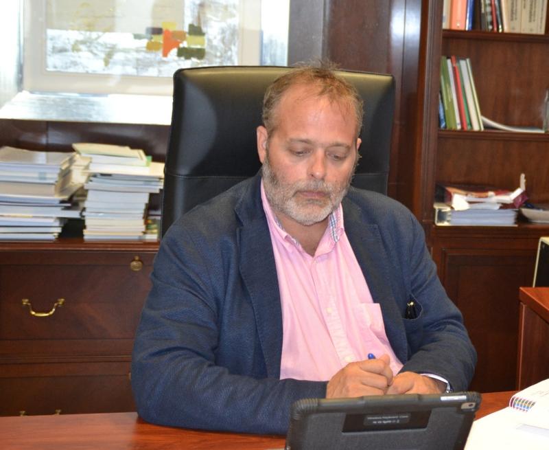 Rafael España anima a participar en el programa de 'Segunda Oportunidad' a autónomos y empresas que necesiten asesoramiento profesional