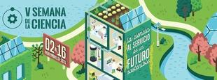 FUNDECYT-PCTEx y la Universidad de Extremadura celebrarán del 2 al 6 de noviembre la V Semana de la Ciencia y la Tecnología 2021
