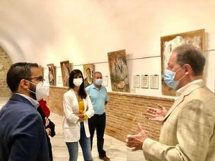 García Cabezas subraya el papel de la cultura y el arte para concienciar, transformar y progresar