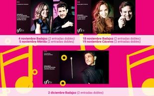 Titulares del Carné Joven Europeo podrán conseguir entradas gratuitas para conciertos de la Orquesta de Extremadura