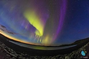 Dos docentes extreme�os participan en una expedici�n a Groenlandia e Islandia que busca forjar a j�venes cient�ficos