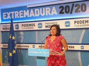 El PP regional critica que el PSOE ''no'' haga propuestas para la Reforma Electoral y Fiscal de Extremadura