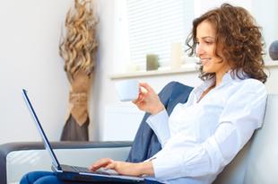 El 63% de los hogares extreme�os tiene conexi�n a internet, tras crecer 22 puntos en cuatro a�os