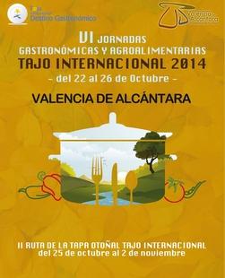 Jornadas gastron�micas en el Tajo Internacional