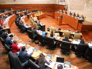 El Parlamento de Extremadura insta al Gobierno a mantener la actual estructura del Ministerio de Defensa
