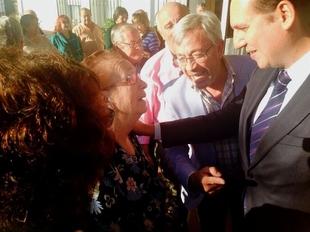 Carr�n visita las obras de mejora acometidas en el Centro de D�a 'Virgen de F�tima' en Peraleda del Zaucejo