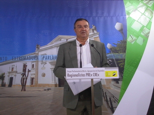 El Prex Crex elige ma�ana en M�rida a su candidato para las elecciones auton�micas de 2015