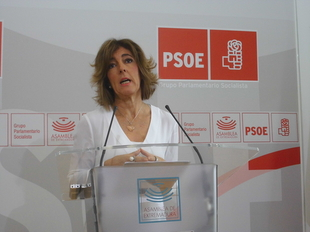 El PSOE se�ala que el recorte en Sanidad desde que gobierna Monago ha sido de 1.032 millones de euros