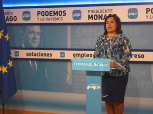 El PP replica al PSOE que son las cuentas m�s sociales de la democracia y que garantizan la Dependencia
