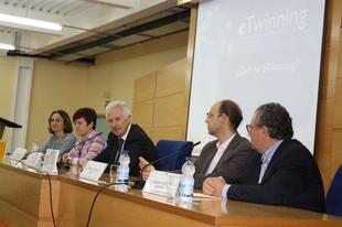 Docentes extreme�os participan en unas jornadas para fomentar la colaboraci�n entre centros europeos mediante el uso de las TIC