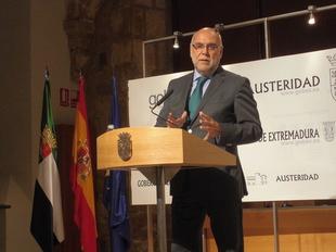 Ech�varri anuncia la constituci�n de la comisi�n redactora de estatutos de la comunidad de regantes de Tierra de Barros