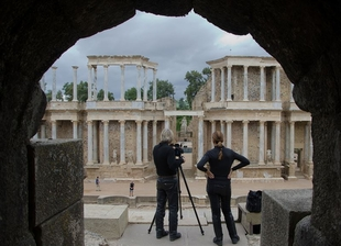 Un programa de viajes sobre Extremadura de la televisi�n RAI, premiado en Italia
