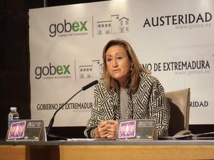 Bajan las denuncias por violencia de g�nero en Extremadura en 2014 con un total de 944 en el primer semestre