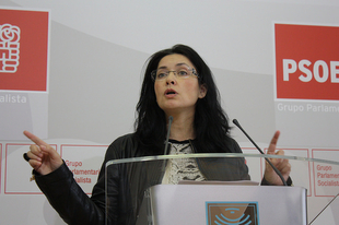 El PSOE reclama a Monago ''financiaci�n urgente'' para el centro Casa Roja Alucod de Llerena