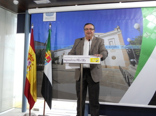 El Prex Crex lamenta que Fern�ndez Vara no apoye la reforma de la Ley Electoral ''por puro inter�s electoralista''