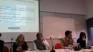 Gil Soto destaca los 1.125 empleos creados y 3.815 proyectos financiados con el Programa de Desarrollo Rural 2007-2013