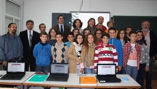 Extremadura dispondr� de una red de comunicaciones de '�ltima generaci�n' para impulsar la educaci�n digital