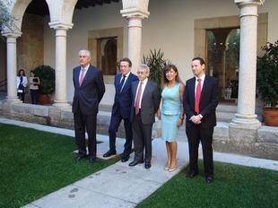 Checa comparecer� el lunes en el Senado en la Ponencia para la adopci�n de medidas en relaci�n con la despoblaci�n