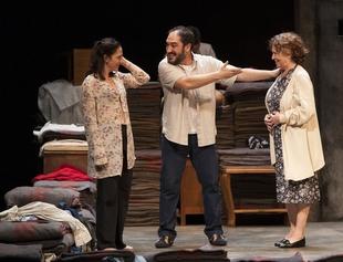 Las obras ''Emilia'' y ''Por fin'' se representar�n en la Sala Trajano de M�rida durante este fin de semana