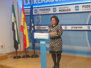 El PP espera que las enmiendas presentadas por el PSOE ''tengan m�s seriedad que en 2014''