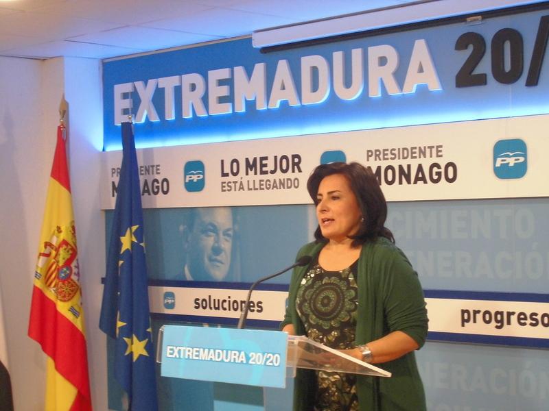El PP recrimina a Vara que no quiera hablar de ''regeneraci�n democr�tica'' en referencia a las medidas anunciadas por Monago