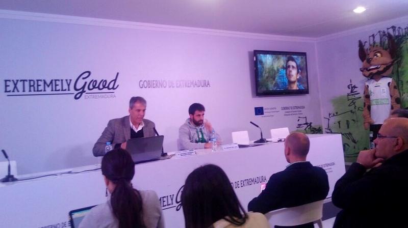 Extremadura se promociona en FITUR como destino de deporte y naturaleza