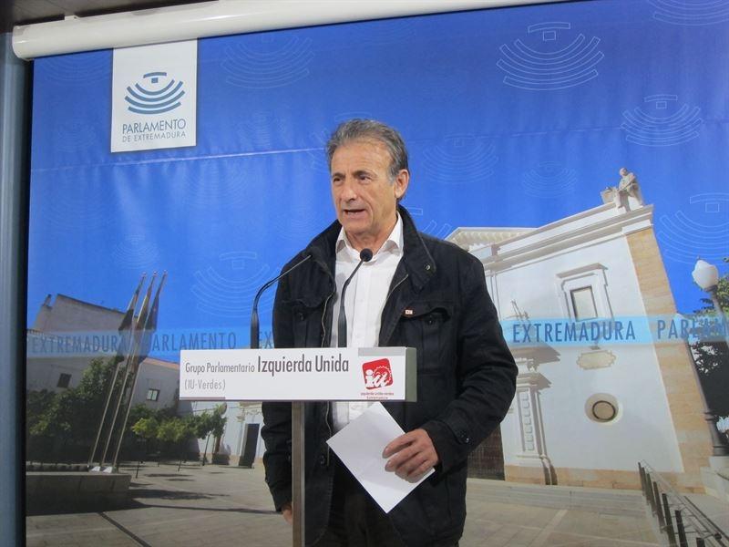 IU Extremadura pide la retirada del v�deo de campa�a del PP, que tacha de 'casposo'