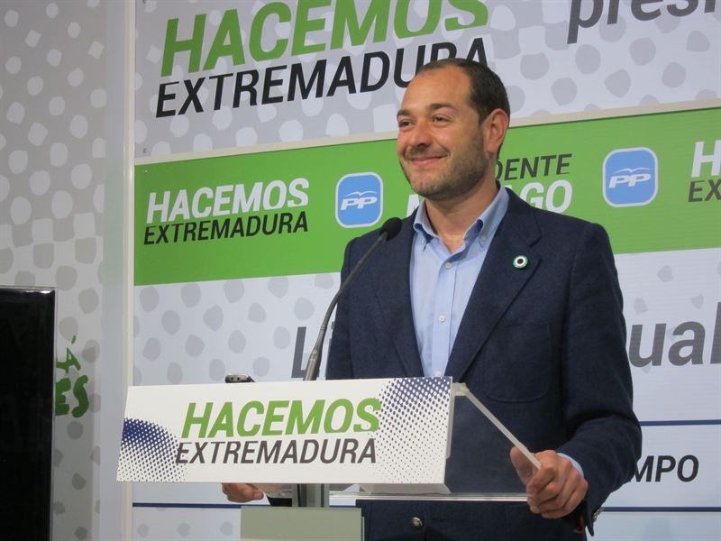 El PP extreme�o defiende que su v�deo de campa�a 'no ha pretendido' 'agraviar' a los andaluces