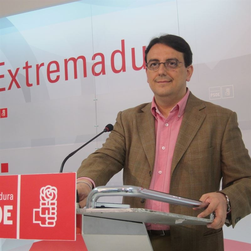 El PSOE extreme�o critica que Monago 'vuelve a retrasar' la construcci�n del nuevo Hospital de Don Benito-Villanueva