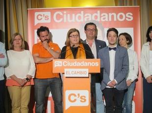 """Dom�nguez dice que Ciudadanos """"tendr� voz"""" en """"todos"""" los ayuntamientos """"importantes"""" y en la Asamblea"""